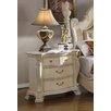 Meridian Furniture USA Monaco 4 Drawer Bachelor's Chest