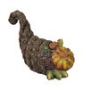 Northlight Seasonal Harvest Thanksgiving Cornucopia Table Top Decoration