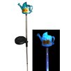 Northlight Seasonal LED Lighted Solar Powered Outdoor Watering Can Garden Lawn Stake