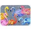 Caroline's Treasures Flamingo Six Senses Kitchen/Bath Mat