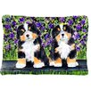 Caroline's Treasures Bernese Mountain Dog Indoor/Outdoor Throw Pillow