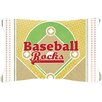 Caroline's Treasures Baseball Rules Indoor/Outdoor Throw Pillow