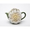 Cosmos Gifts Daisy 0.28-qt. Teapot