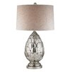 "Darby Home Co Artichoke LED 29"" H Table Lamp with Drum Shade"
