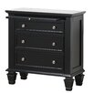 Darby Home Co 3 Drawer Nightstand