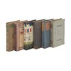 Darby Home Co Duckhill 6 Piece Unique and Adorable Book Boxes Set