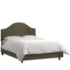 Alcott Hill Upholstered Panel Bed