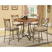 Alcott Hill Hamilton 5 Piece Counter Height Dining Set