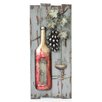 Charlton Home Bottle on Board Wall Decor