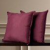 Charlton Home Oken Water and Stain Resistant Throw Pillow (Set of 2)