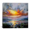 Brayden Studio Armadale Skye by Scott Naismith Painting Print on Wrapped Canvas