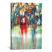 Brayden Studio Untitled 42 by Mark Lovejoy Painting Print on Wrapped Canvas