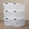 Wade Logan Rawlings Stack and Pull Modular Latch Box (Set of 6)
