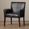 Corrigan Studio Tyrone Lounge Chair with Mahogany Legs