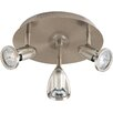 Langley Street Agron 3 Light Flush Mount