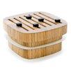 BK Cookware BV 11 cm x 11 cm Messerblock für Keramikbehälter