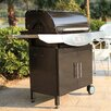 "Smoke-N-Hot Grills 52"" Pellet Pro Grill with Trim and Cabinet"