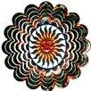 Next Innovations Eycatcher Kaleidoscope Sun Face Wind Spinner