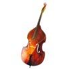 Next Innovations 3D Cello Wall Décor