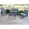 Apollo Providence 4 Piece Deep Seating Group with Cushion