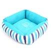 Purrrfect Life Bright Stripe Pet Bed