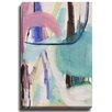 Bashian Home Universal Sign by Jenny Andrews Anderson Painting Print on Wrapped Canvas