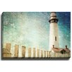 Bashian Home 'Guide Me Home' by Jenndalyn Graphic Art on Canvas