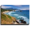 Bashian Home Ecola Afternoon by Katherine Gendreau Photographic Print on Gallery Wrapped Canvas