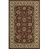 Nourison India House Red Area Rug