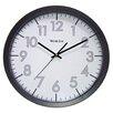 """Westclox Clocks 14"""" Round Office Clock"""
