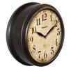 """Westclox Clocks 10"""" Deep Dish Classic Wall Clock"""
