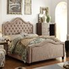 Mulhouse Furniture Alisa Upholstery Panel Bed