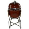 "All-Pro KAMADO 19"" Charcoal Grill with Cart"