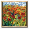 Hadley House Co Spring Fling by Jeff Boutin Framed Painting Print
