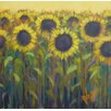 Hadley House Co Sun Up by Jeff Boutin Painting Print on Wrapped Canvas