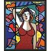 Hadley House Co Marilyn by Jozza de Jesus Framed Painting Print