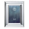 Prinz Silhouette Matte Silverplated Picture Frame