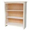 International Concepts Shaker Standard Bookcase