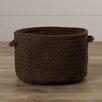 August Grove Bristol Storage Basket