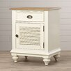 One Allium Way 1 Drawer Nightstand
