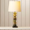 """Beachcrest Home Ellsworth 30"""" H Table Lamp with Drum Shade"""
