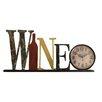 Loon Peak Wine Clock