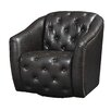 Trent Austin Design Swivel Barrel Chair