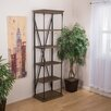 "Trent Austin Design Pleasanton 82"" Accent Shelves"