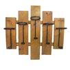 Trent Austin Design 5 Bottle Wall Mounted Wine Rack