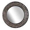 House of Hampton Jeweled Wall Mirror
