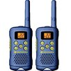 Motorola Solutions 16 Mile Range Radio with 22 Channels (2 Pack)