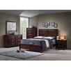 Simmons Casegoods Agathis Panel Customizable Bedroom Set