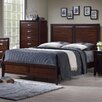 Simmons Casegoods Agathis Wood Bed