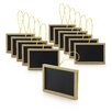 Mini Chalkboard (Set of 12)